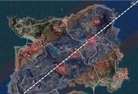 绝地求生地图设计思路分析:海岛篇
