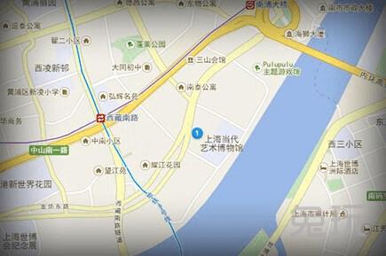 上海黄浦区·世博创意秀场