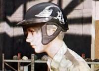 头盔也出新皮肤 你还能看出那个是三级头吗?