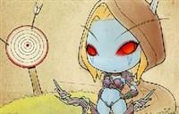 阵风萌系漫画第四弹:魔兽Q史之时间之旅