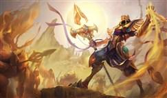 LOL5.20沙漠皇帝改动 沙皇最新出装加点