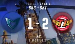 2016全球总决赛10月30日 SSG vs SKT第三场录像
