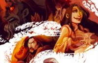 收图系列:国外画师精美魔兽主题漫画欣赏