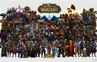 魔兽11周年纪念!各NPC全家福超清图分享