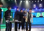 九大赛区解说LPL全明星赛夺冠瞬间!