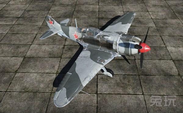 战争雷霆中苏联的飞机苏系拉-7战斗机是一款优秀的战斗轰炸机,拉-7