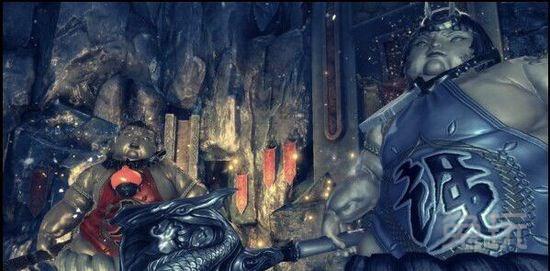 剑灵咒术手机壁纸