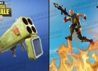 或增两款全新武器:运载火箭和火焰喷射器