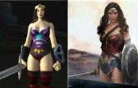 布甲幻化:COSPLAY正义联盟神奇女侠