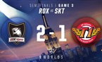 2016全球总决赛10月22日 ROX vs SKT第三场录像