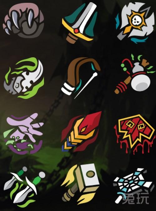 官网新版魔兽职业图标分享_兔玩网魔兽世界