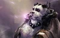 魔兽熊猫人绘画:有些事就是该慢慢来的