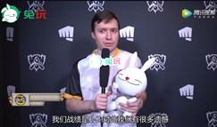 """9兔玩专访SPY.Vizicsacsi:""""我们很崇拜FPX"""