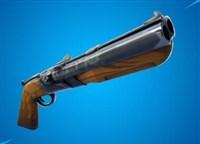 堡垒之夜双管霰弹枪怎么样 双管喷玩法攻略