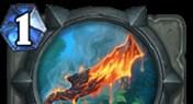 战士稀有武器熔岩之刃 武器版的百变泽鲁斯