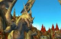 魔兽探秘:艾泽拉斯早起地图艾萨拉的陨坑