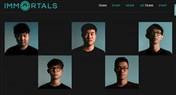 北美超级LOL战队Immortals现身 Fnatic王牌组合助阵