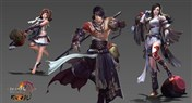 剑网3玩家创意高清美图集 颜值爆表