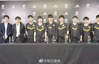 RNG赛后群访 Ming:耗了很久赢了很开心
