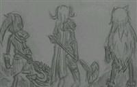 这画风不对劲啊!手绘地狱火堡垒完结动画