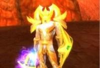 英雄试衣间:黄金圣斗士与暗黑骑士装备幻化