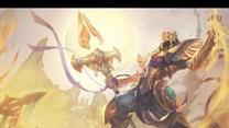 lol英雄联盟新英雄沙漠皇帝阿兹尔天赋符文怎么配加点攻略