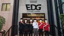 EDG赛后群访 Junjia:线上赛会慢慢适应