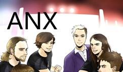ANX晋级八强创外卡历史,总统生日buff加成?