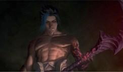 英雄联盟新英雄剖析:凯隐,那个镰刀男。