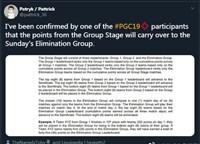 压力与机遇并存 PGC败者组赛制将沿用FGS