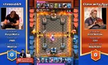 CR官方锦标赛八强赛视频 steroidi69 VS Clash with Ash