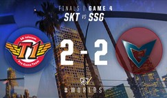 2016全球总决赛10月30日 SSG vs SKT第四场录像