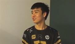 中国日报采访Letme 穿着国家队服就很自豪
