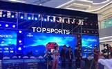 TOPM职业选手空降企业赛 现场互动热火朝天
