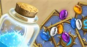 玩家设计炉石卡牌精选 元素兄弟莫卓克参上