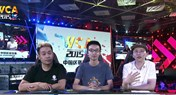 WCA2015中国区8进4:WE.Hulu vs 猪之季节