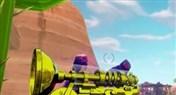 堡垒之夜碉堡傻缺时刻237:黃金鉤抓槍?