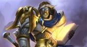 炉石传说中速骑卡组 克制佛祖骑的中速骑士