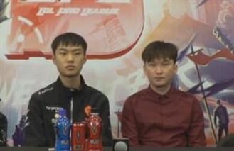 TES赛后采访视频 球皇儒雅随和口吐芬芳