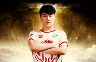 LGD官方公告:原RNG战队ADC选手Y4加入