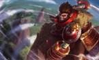 大神怎么玩:Kiin上单猴子 重做后要起飞