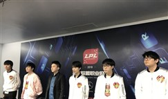 FPX赛后群访 教练:希望以后能提升更多