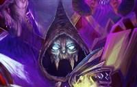 魔兽玩家原创画作:恶魔术和他契约的恶魔们