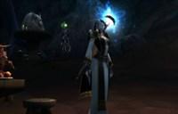 魔兽世界布甲幻化:白色长袍系德莱尼骚蹄子