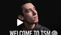 TSM战队官宣:中单选手PowerOfEvil加入!