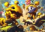 2021小蜜蜂宝典来袭 永久皮肤至臻点获取全攻略