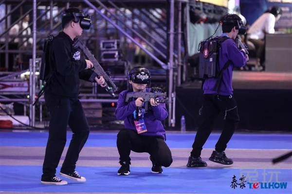 《【煜星娱乐测速登录】2020年世界VR产业大会VR电竞大赛圆满落幕 南宁第三空间战队夺冠》