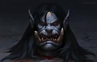 魔兽绘画:你们猜卡加斯是被谁杀死的?