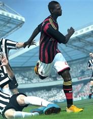 FIFAOL3高清游戏壁纸 高清比赛画面呈现