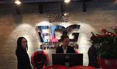 EDG上海新基地落成 开业仪式与内部设施图